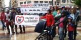 Valencia en Bici. Manifestación en Valencia