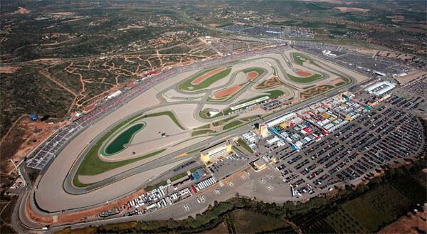 Circuit Ricardo Tormo de la Comunitat Valenciana