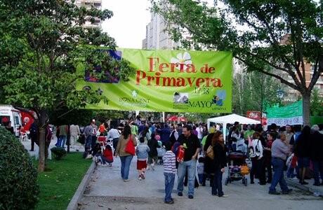 Una edición de la Feria Primavera/vlcciudad