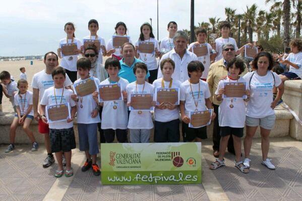 Los niños participantes en las escuelas de pilota/jc