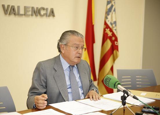 El concejal de Hacienda, Silvestre Senent/ayto vlc