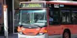 Un bus de la línea que llega a la Fonteta/vlc