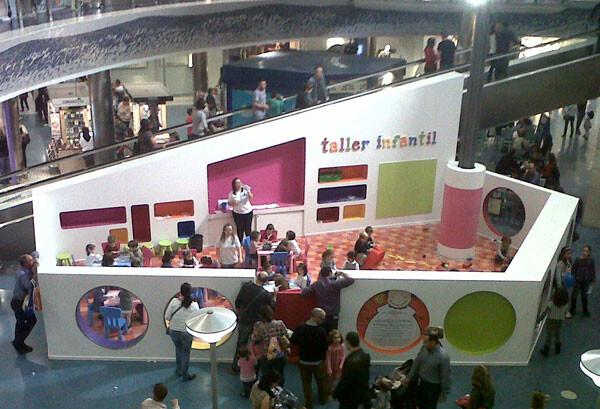 Taller Infantil en el Centro Comercial El Saler