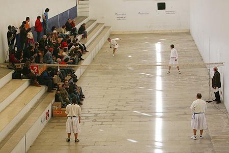 El Trinquete Pelayo volverá a ser escenario de la copa en junio