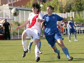 Marta fue la autora del gol valencianista en el minuto 80/Juan Ruiz