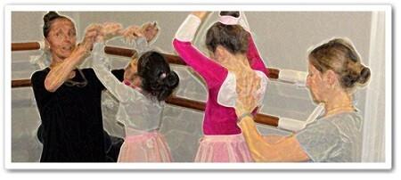 Ballet adaptado. Foto-GVA