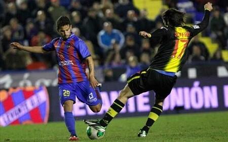 Levante UD. Ruben Garcia