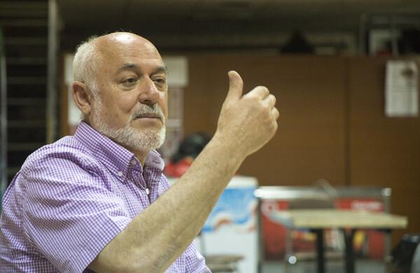 Candidato a Junta Mayor, S. santa