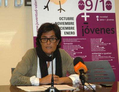 La concejala Beatríz Simón ha participado en los talleres internacionales