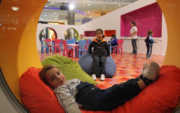 club-infantil-centro-comercial-el-saler