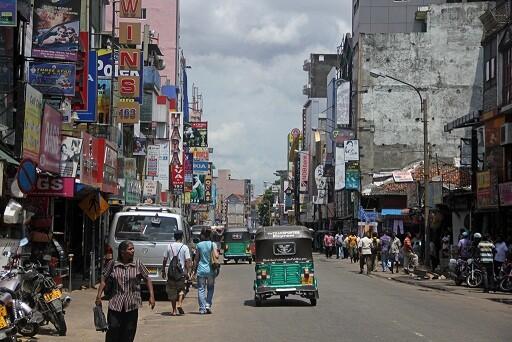 Colombo es la capital de Sri Lanka en cuyo país Manos Unidas colabora