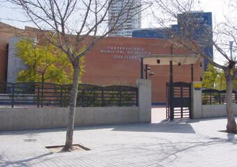 Conservatorio de Música José Iturbi/ayto vlc