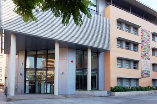 Edificio de la Concejalía de Juventud donde estará la oficina joven que abrirá en julio