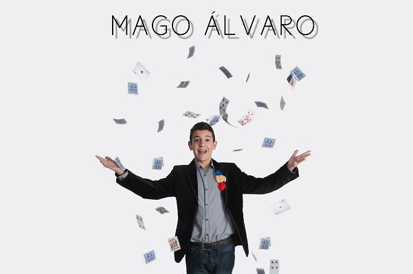 El mago más joven de España actúa hoy en el Festival de las Naciones/festival de las naciones