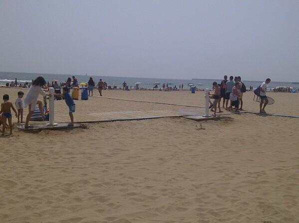 Playa de la Malvarrosa de Valencia/vlcciudad