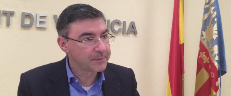 Sánchez criticó que el ayuntamiento de Valencia bajó sus ingresos a la vez que aumentaron los gastos. Foto: Ayto. Valencia