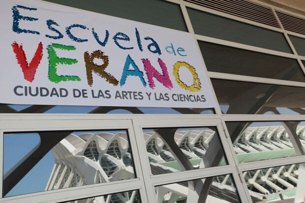 Escuela de Verano Ciutat de les Arts i les Ciències