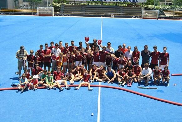El Xaloc celebró el día del club en el año del XX aniversario del club/xaloc