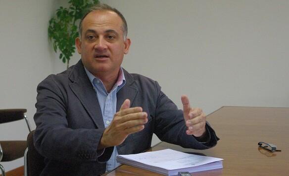 Joan Calabuig, portavoz del grupo socialista en el consistorio valenciano