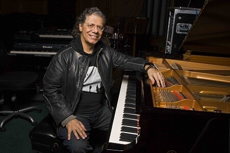 Chick Corea. Foto- Lynne Goldsmith