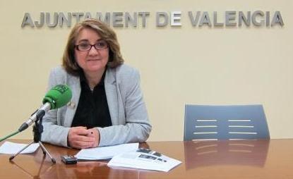 Consol Castillo, regidora de Compromís en el consistorio valenciano/Compromís