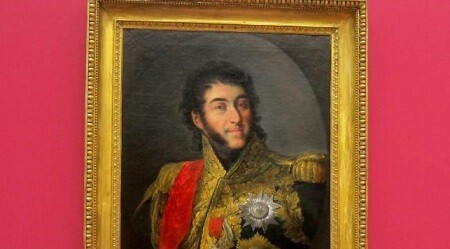 El retrato del General Suchet