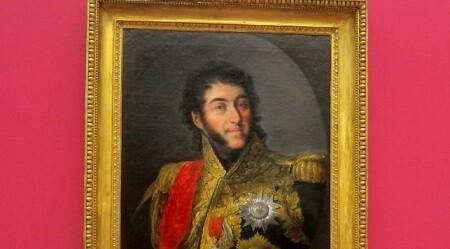 El retrato del General Suchet