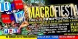 Cartel anunciador de la macrofiesta en la piscina de Benicalap