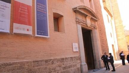 Fachada Centre del Carmen.