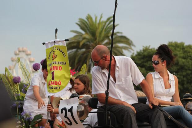 Premio Landós 2013. Miguel Galán.Foto: Javier Furió