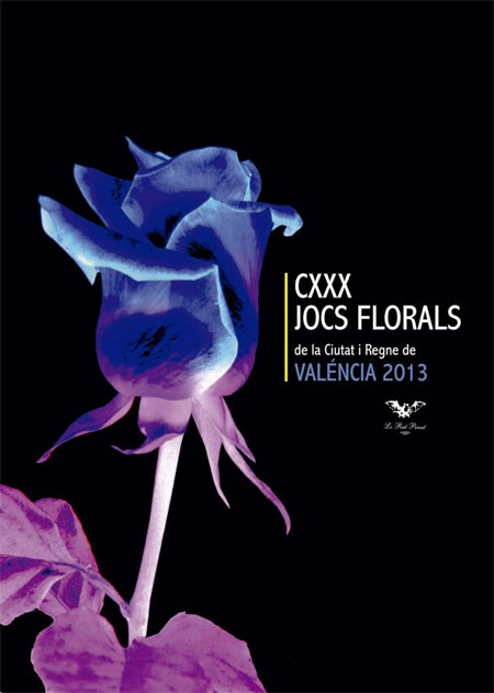 Cartel anunciador de los CXXX Jocs Florals