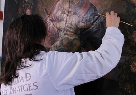 Virgen del Rosario Corpus Christi