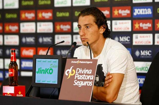 Andrés Guardado se refería al accidente de Santiago en su comparecencia ante los medios.