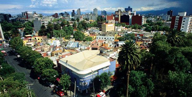 Barrio de La Condesa, en México DF. Foto: mexicodesconocido.com.mx