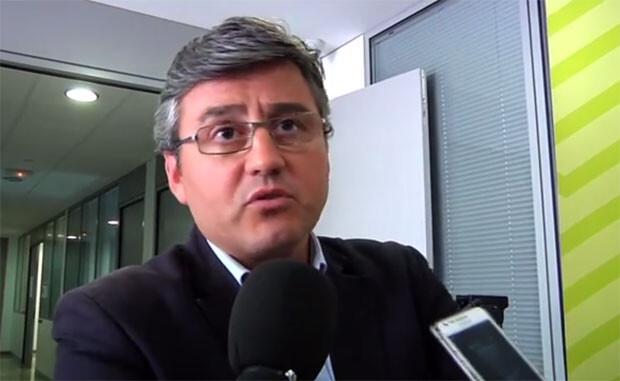 El concejal Cristóbal Grau, en una imagen de archivo.
