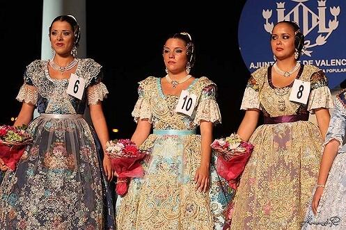 Las andidatas elegidas en el sector Malvarrosa-Cabanyal-Betero/a.romero