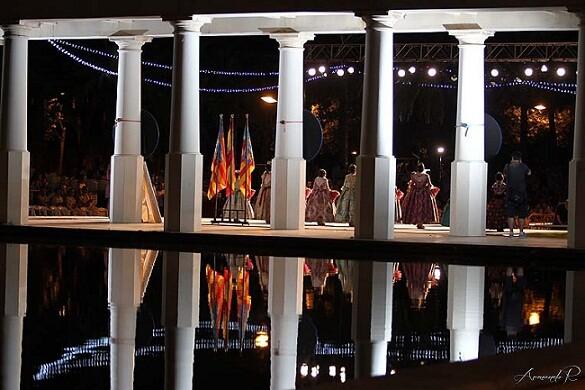 La mayoría de las preseleccione se celebran en los Jardines del Palau/Armando Romero