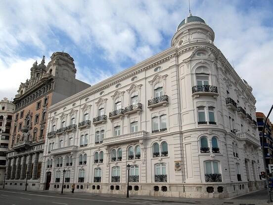 Edificio de la Fundación Bancaja