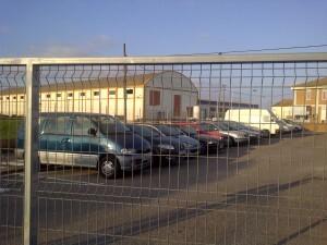 La base de Poble Nou es una de las dos abiertas de cuatro que hubo/p.varea