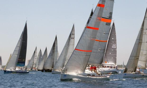 Flota del XV Trofeo SM La Reina - Tercera Jornada