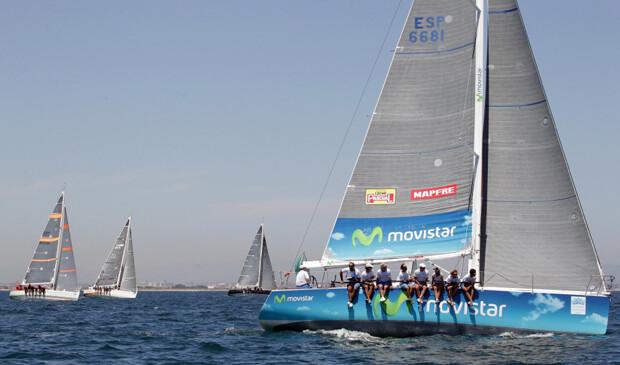 Movistar, campeón en clase 3  - Tercera Jornada XV Trofeo SM La Reina
