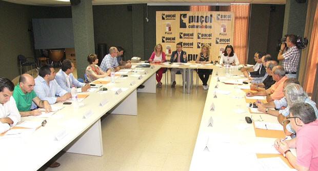 Celebración de la Comisión de Festejos Taurinos Tradicionales (Bous al Carrer) de la Comunitat Valenciana