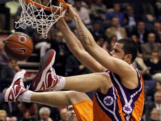 Vitor Faverani deja el Valencia Basket.