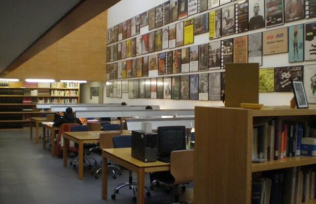 Biblioteca. MuVIM