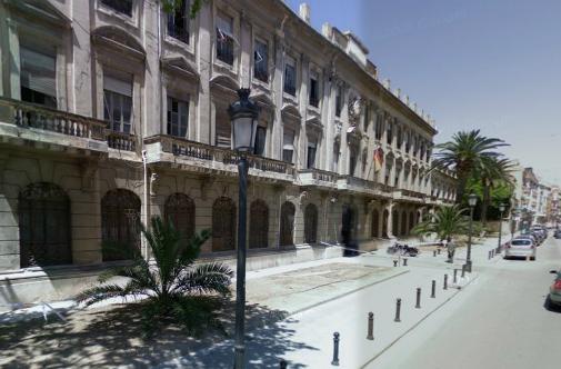 Calle Zapadores  Valencia   Google Maps