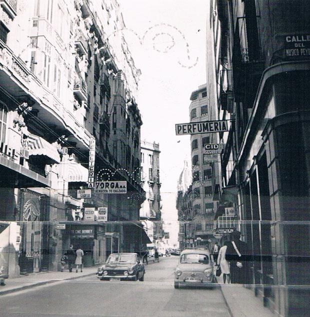 Calle de Garrigues. 1975. Foto: A. P. R. S.