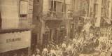 Feria de Julio. Cabalgata calle de San Vicente.1895. Foto: A. P. R. S.