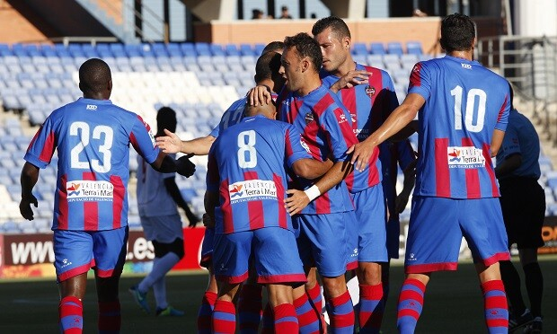 Levante UD. Trofeo Colombino