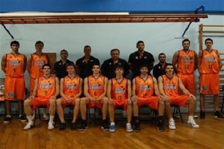 Valencia Basket. Filial liga EBA. Plantilla