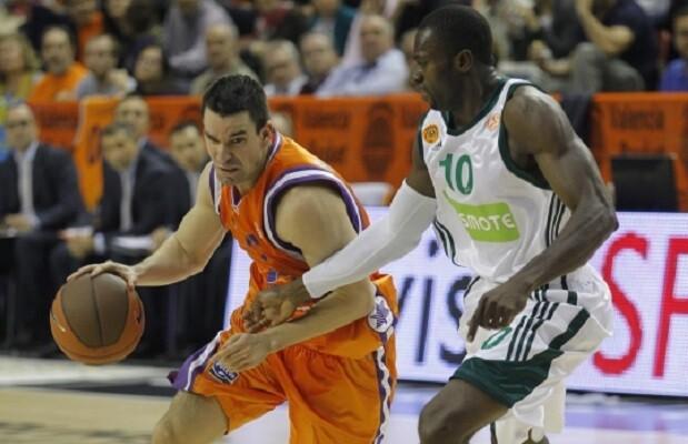 Valencia Basket. Romain Sato